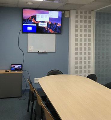 2 salles de réunion
